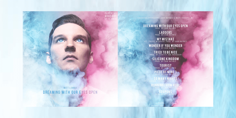 [Album Review] DREAMING WITH OUR EYES OPEN - Witt Lowry