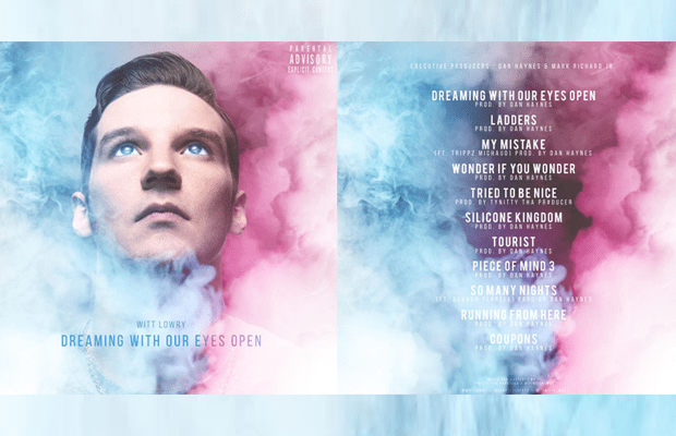 Witt Lowry Releases Track List for Dreaming With Our Eyes Open