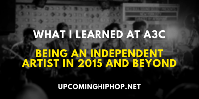 [A3C Recap] Being an Independent Artist in 2015 and Beyond