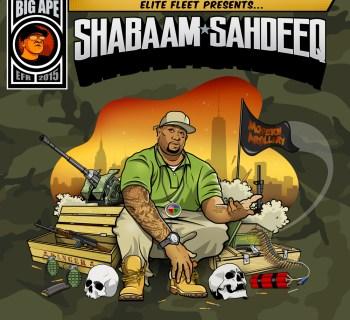 [EP] 'Modern Artillery' - Shabaam Sahdeeq