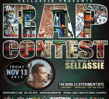 [Event] The 75th Rap Contest presented by Sellassie