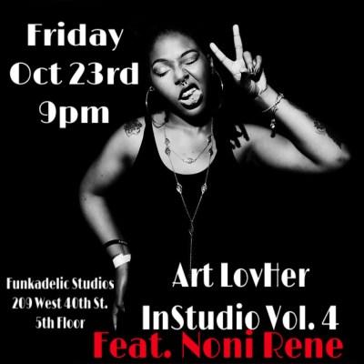 [Event] Art LovHer In-Studio Volume 4! 10-23-15