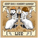 [Album Review] 'Lice' - Aesop Rock & Homeboy Sandman