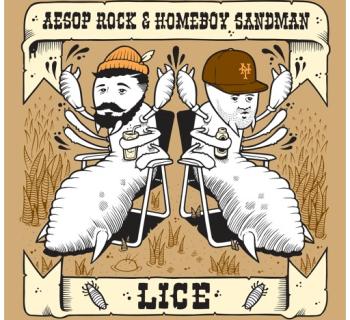 [Album Review] 'Lice' - Aesop Rock & Homeboy Sandman