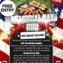 [Event] Stop the Violence Cookout with Triple SMG (Memorial Day)