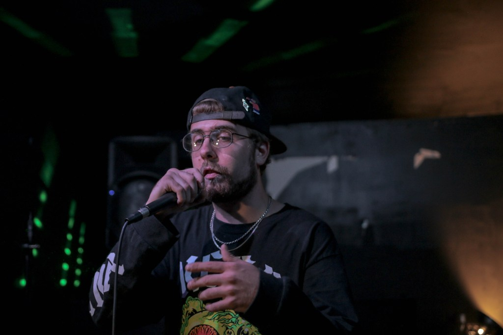 [Photos From Last Night] The Rap Ritual at Muchmore's