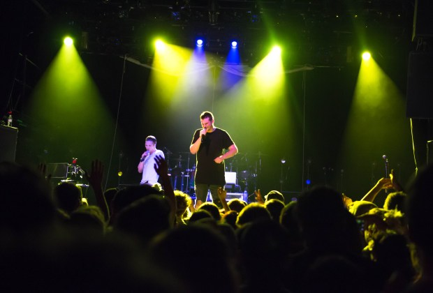 [Photos From Last Night] Witt Lowry Opens for Watsky at Irving Plaza