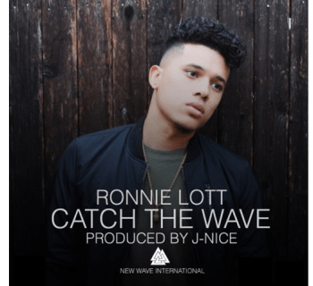 "Ronnie Lott - ""Catch The Wave"""