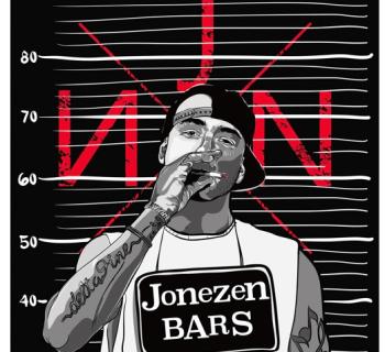 """Jonezen - """"Bars"""" (Prod. Brian Bolen)"""