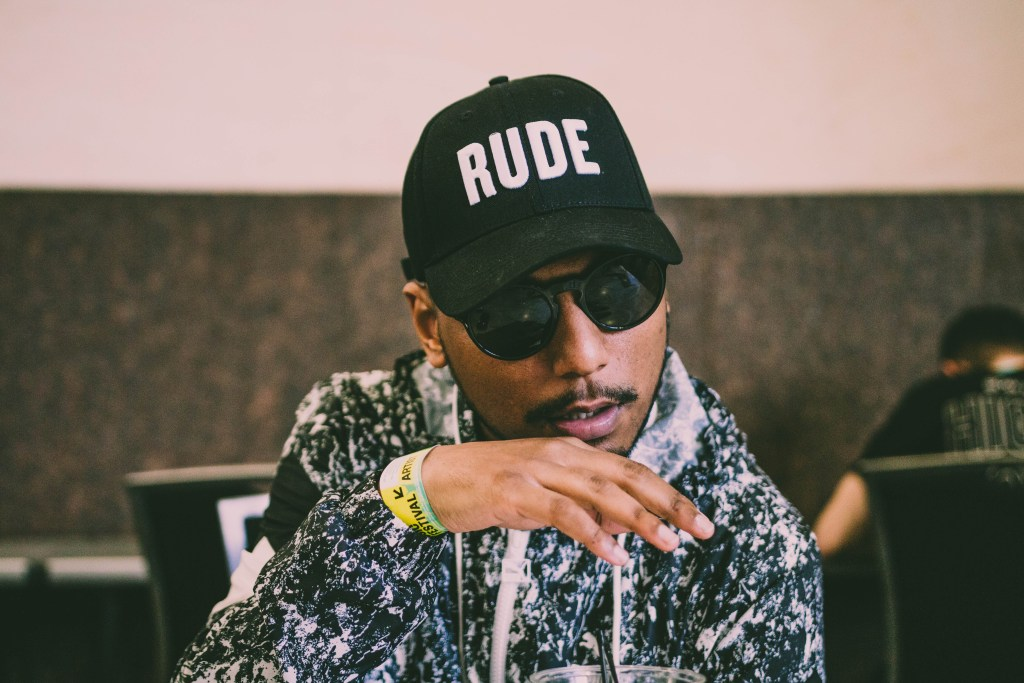 [SXSW Interview] The Nicest Rude Kid in Town