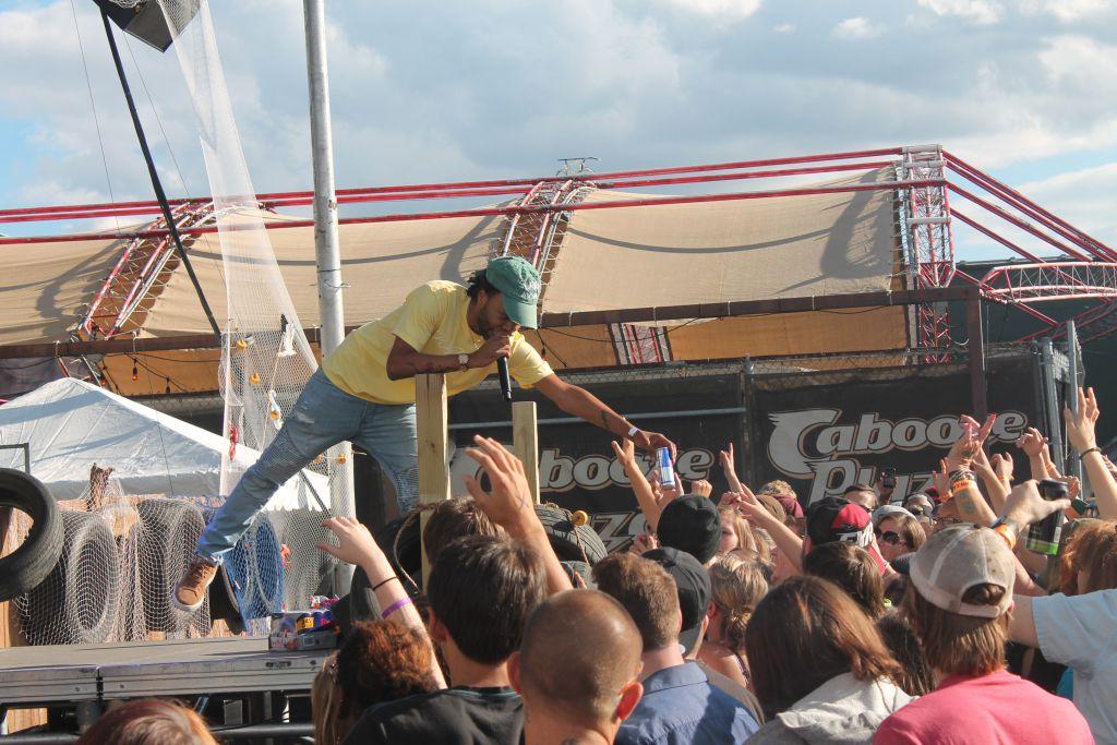 Why Khaliq: Return to Summer Set Music Festival