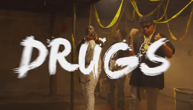 "Zoey Dollaz feat. Casino & Mckinley Ave - ""Drugs"" VIDEO [Dir. Todd Uno]"