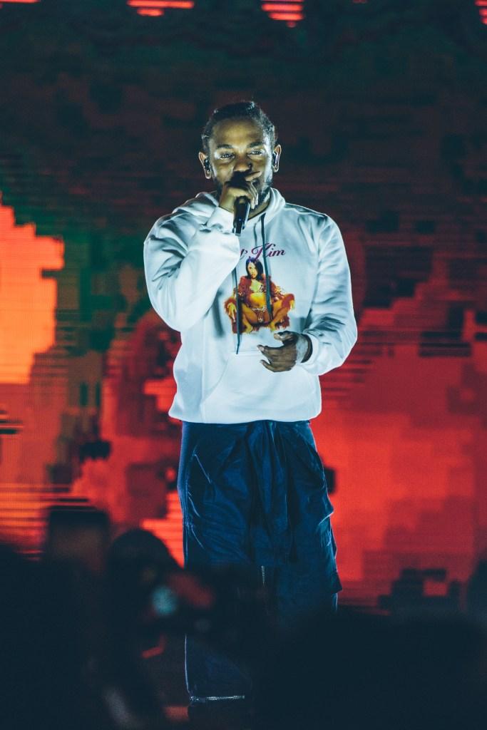Kendrick Lamar Day N Night Music Festival