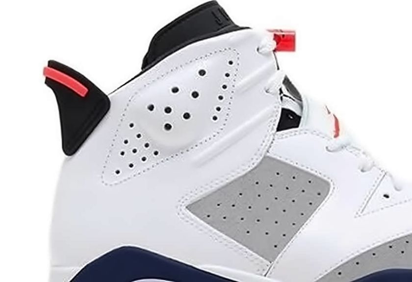 Air Jordan 6 Tinker with high end comfort