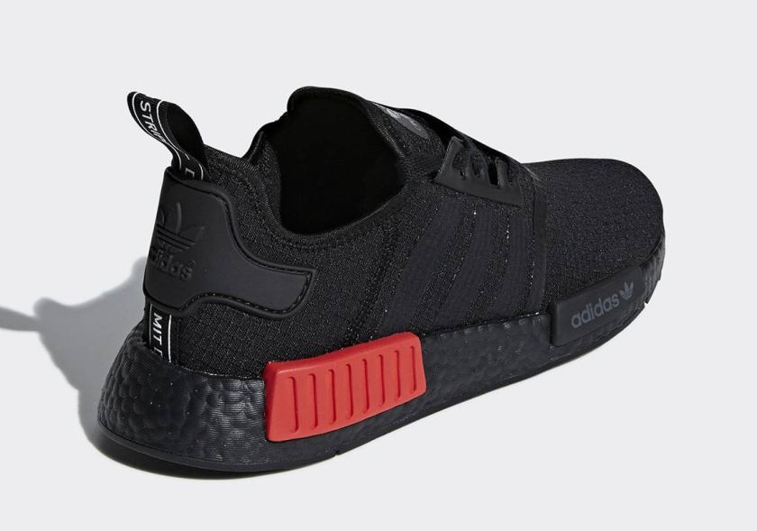 Adidas NMD R1 with Perfect for a field or cross-fit workout