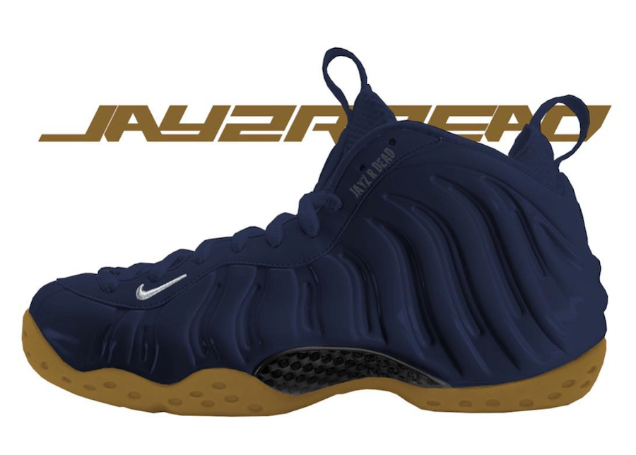 Nike Air Foamposite One Triple Black Online Sneaker ...