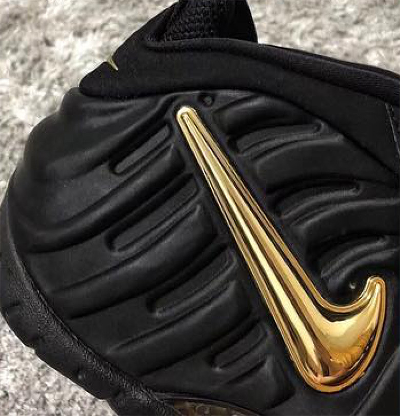 Nike Air Foamposite Pro with incredible use of colors