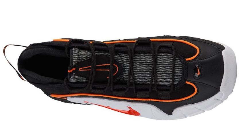 Nike Air Max Penny with beautiful Total Orange colorway