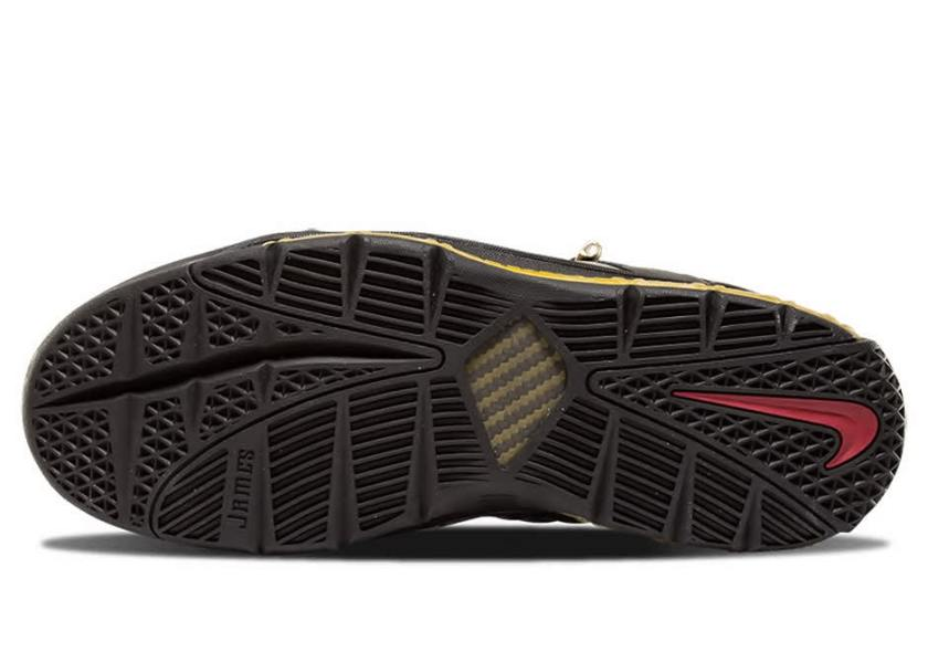 Nike Zoom LeBron 3 with great manufacturing technology