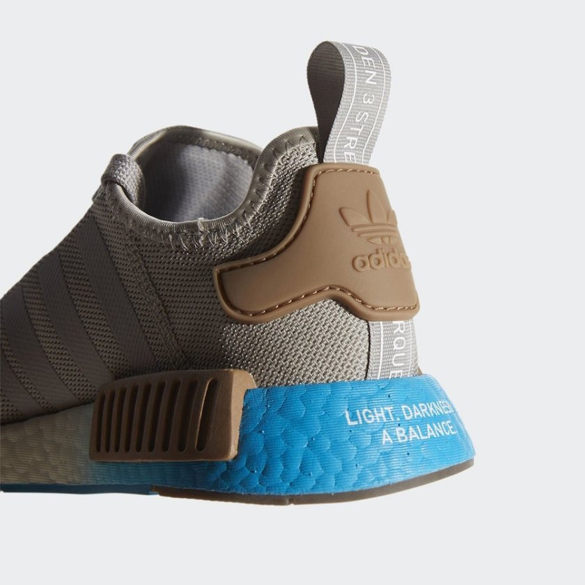 Adidas NMD R1 Rey with Brighter colors