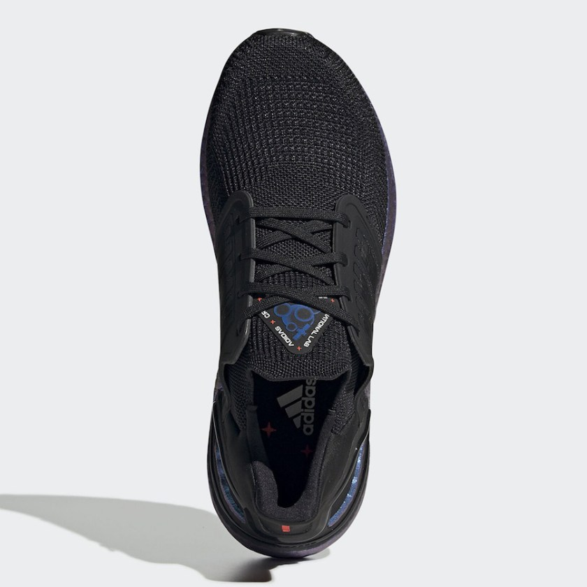 Adidas Ultra Boost 2020 with Light and Comfortable feet
