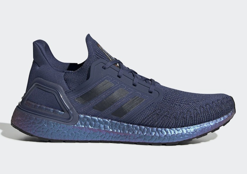 Adidas Ultra Boost 2020 with Navy