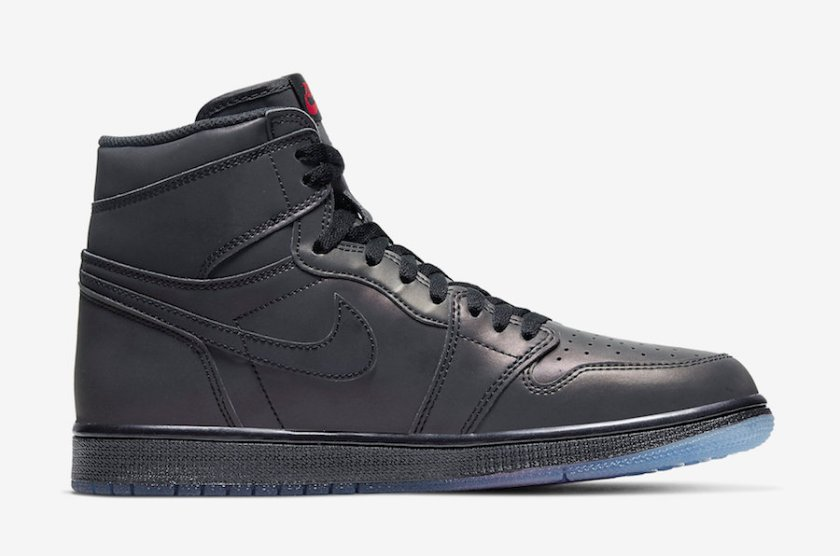 Air Jordan 1 High Zoom Fearless with Eye-catching design