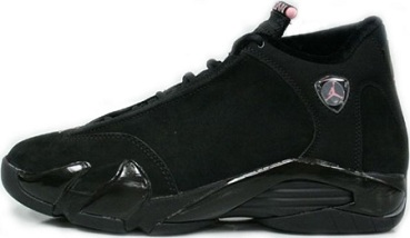 Air Jordan 14 SE Black Ferrari