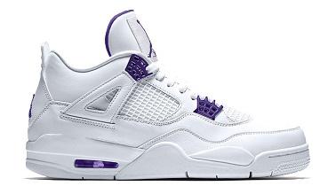 Air Jordan 4 'Court Purple'