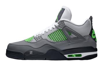 Air Jordan 4 LE