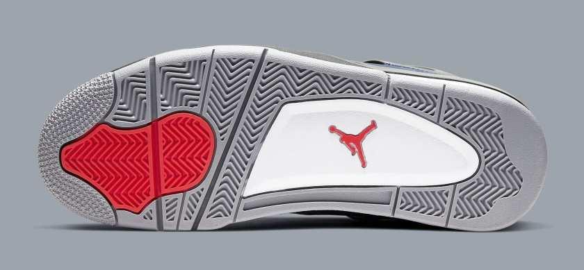 Air Jordan 4 WNTR with polished design