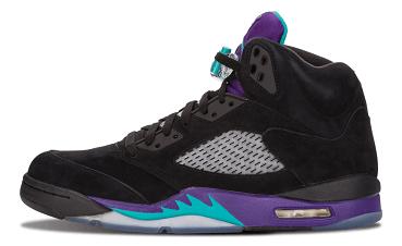 Air Jordan 5 'Alternate Grape'