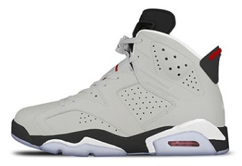 Air Jordan 6 'Neutral Grey'