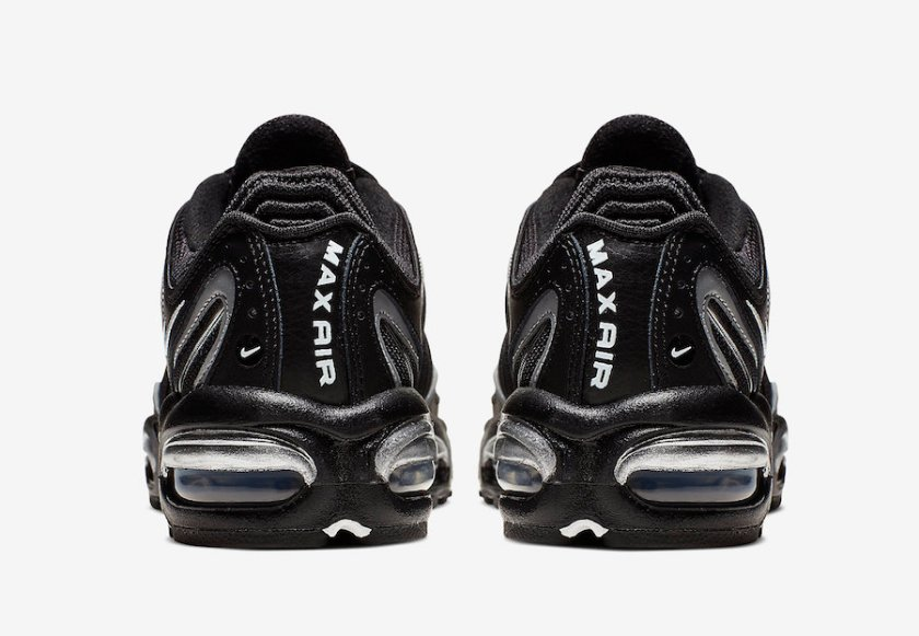 Nike Air Max Tailwind with cloth and leather