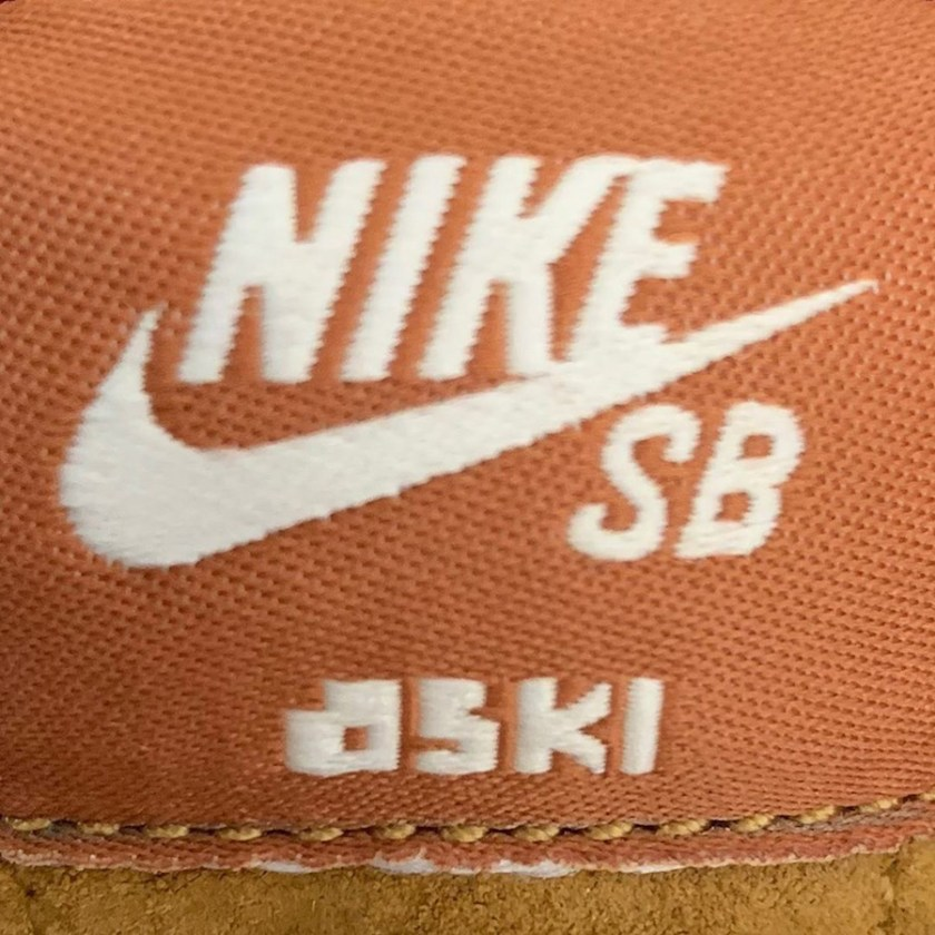 Nike SB Blazer with all sorts of logos