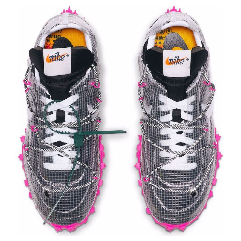 Nike Waffle Racer with Incredible use of colors