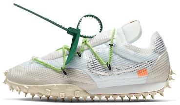 OFF-WHITE x Nike WMNS Waffle Racer White