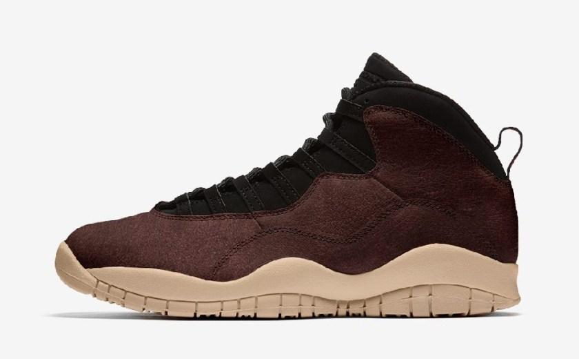 SoleFly x Air Jordan 10