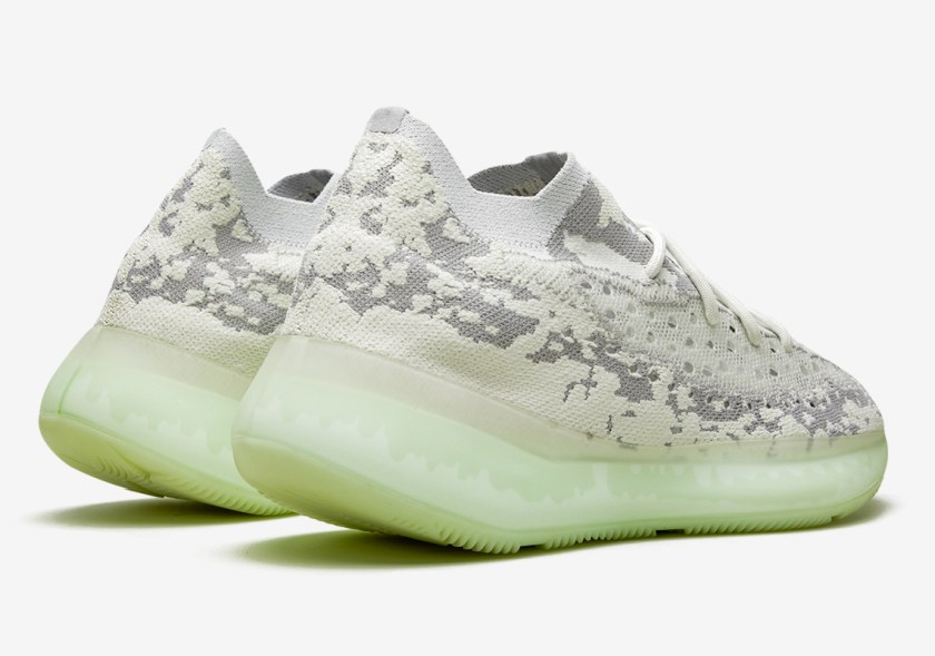 Yeezy Boost 380 with fantastic look