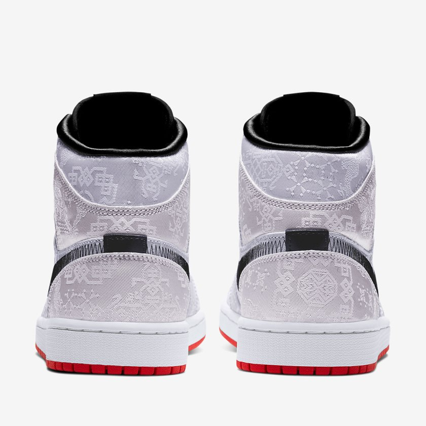 Air Jordan 1 Mid Fearless with reasonable price