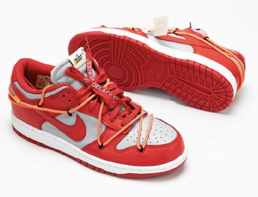 Nike Dunk Low with smart design