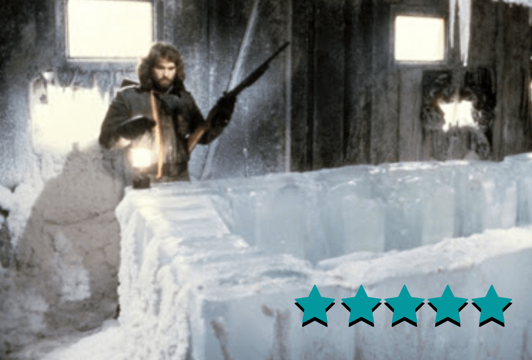 50 Mondays of Sci-Fi: The Thing (1982) review