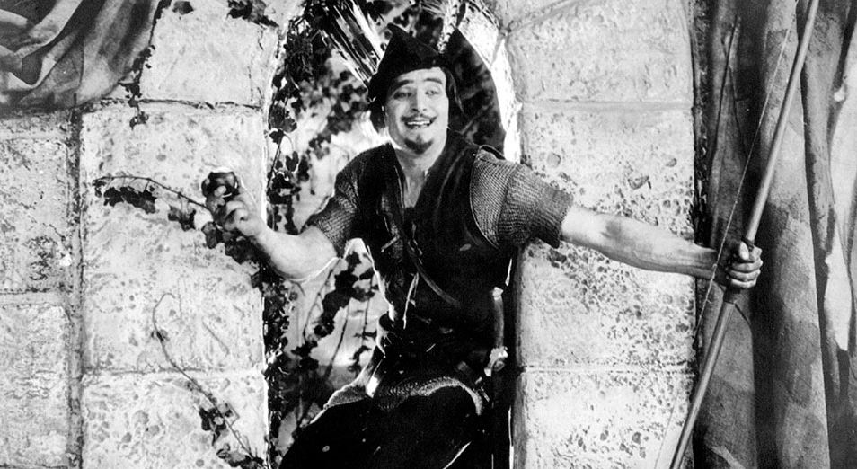 Highest-grossing Film of the Year: 1922 – Robin Hood ★★★