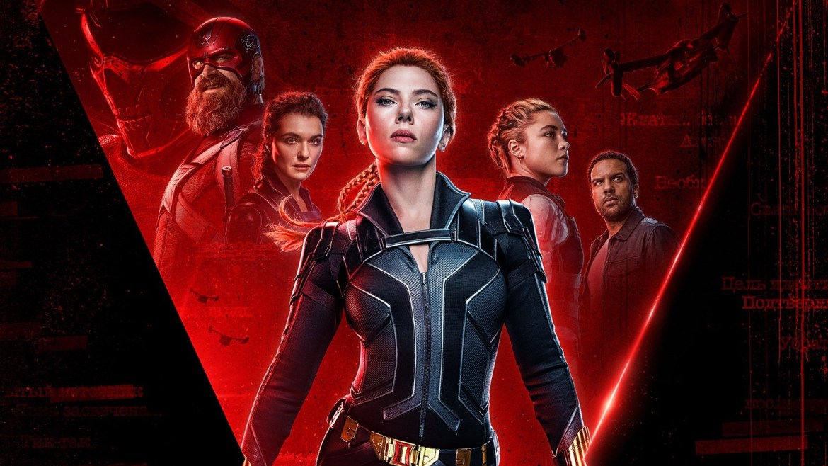 Black Widow moves to May, triggering Disney slate shift