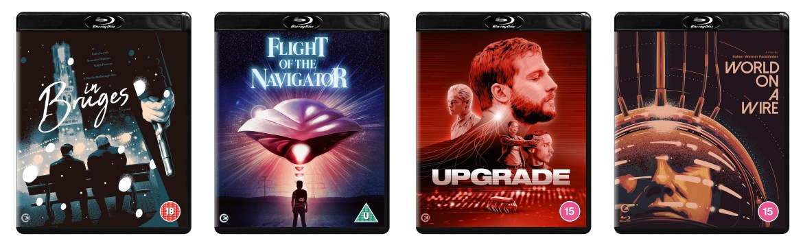 Second Sight Announces Standard Edition Bly-Rays of Cult Classics This April
