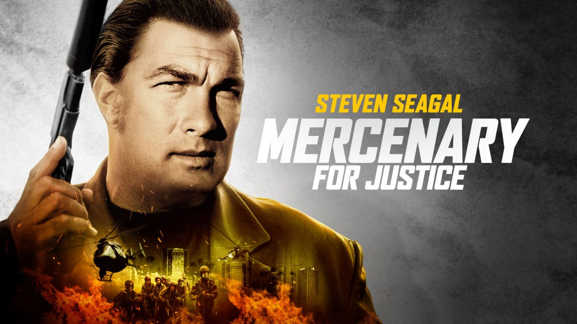 Mercenary For Justice – ★★