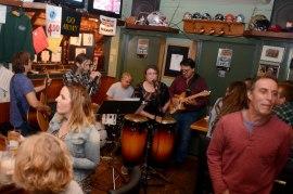 Live music at Kevin's. Photo: Caroline Bonniver Snyder
