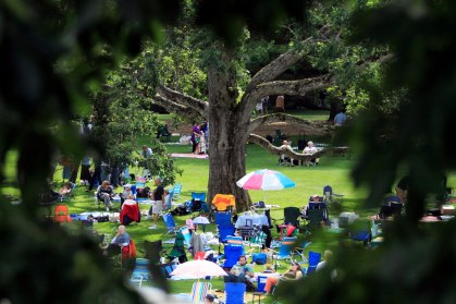 Tanglewood today. Photo: Stephanie Zollshan