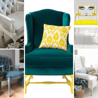 Armchair Makeover Inspiration - Our Top Upcycled Armchair Ideas