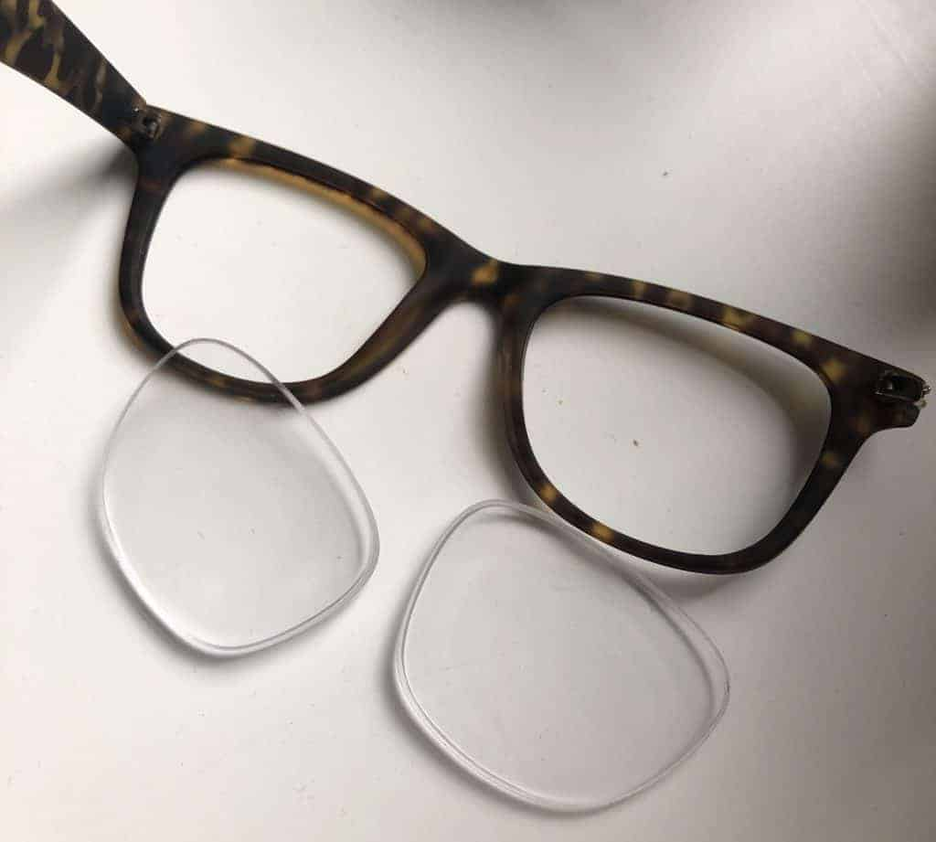 eyeglass lenses